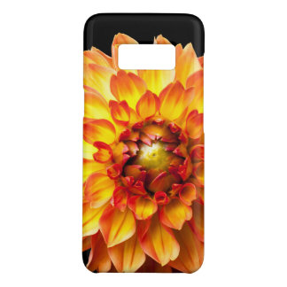 Dahlia flower phone  case for Samsung Galaxy S8