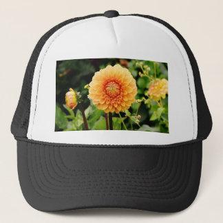 dahlia trucker hat