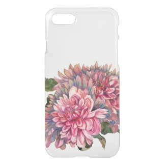 dahlias flowers iPhone 8/7 case