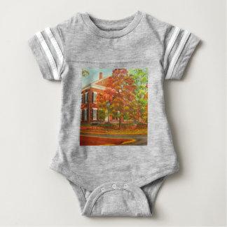 Dahlonega Gold Museum Autumn Colors Baby Bodysuit