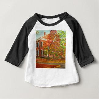 Dahlonega Gold Museum Autumn Colors Baby T-Shirt
