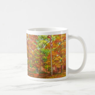 Dahlonega Gold Museum Autumn Colors Coffee Mug
