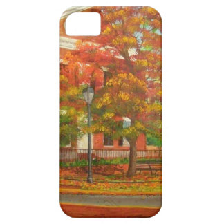 Dahlonega Gold Museum Autumn Colors iPhone 5 Case