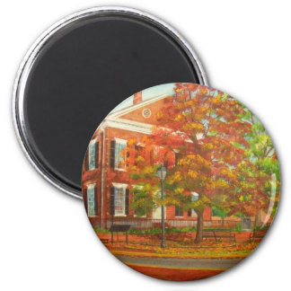 Dahlonega Gold Museum Autumn Colors Magnet