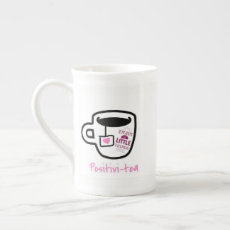 Daily Cup of Positivi-tea Tea Cup