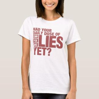 Daily Dose of Lies (US Media) T-Shirt
