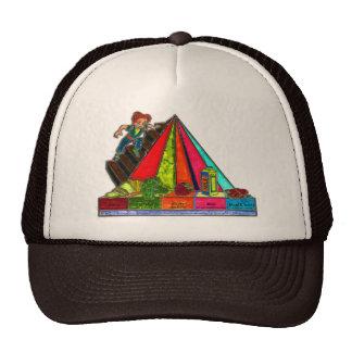 Daily Food Groups Pyramid Cap