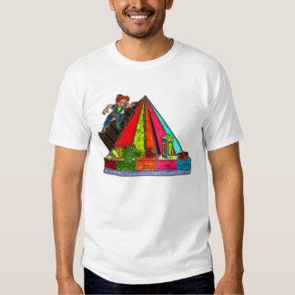 Daily Food Groups Pyramid Shirt