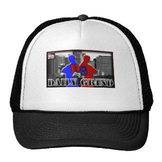 Daily Grind Trucker Hat (black)