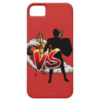 DAILY KING VS AAW iPhone SE phonecase Barely There iPhone 5 Case