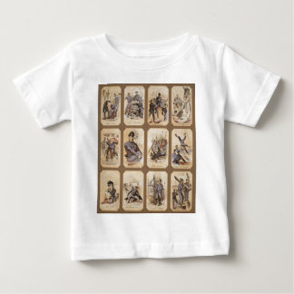 Daily Life in a Union Military Camp the Civil War Baby T-Shirt