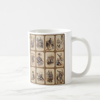 Daily Life in a Union Military Camp the Civil War Coffee Mug