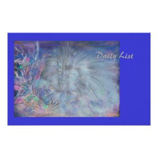Daily List Stationary Stationery