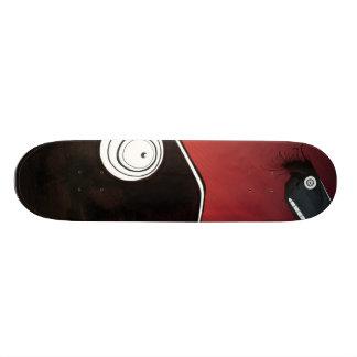 Daily Monster Deck 04 of 05 21.6 Cm Old School Skateboard Deck