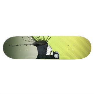 Daily Monster Deck 05 of 05 Custom Skate Board