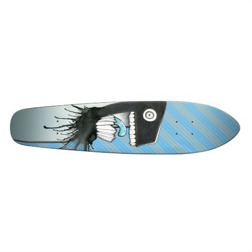 Daily Monster Style Deck 01 Custom Skateboard