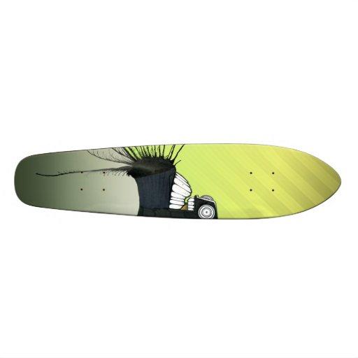 Daily Monster   Style Deck 05 Skateboard Deck