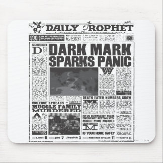 Daily Prophet Front Page Mousepad