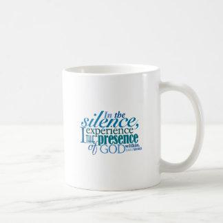 "DAILY WORD® ""Silence"" Mug"