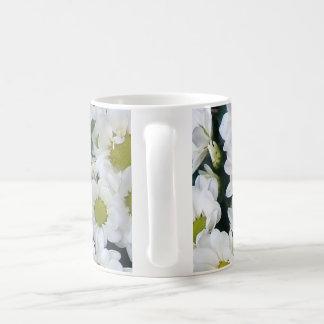 Dainty Daisies Basic White Mug