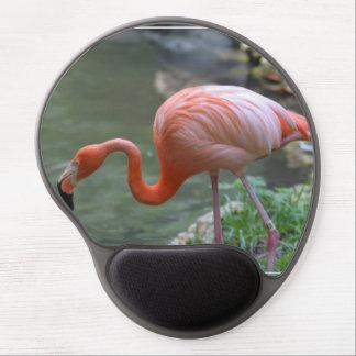 Dainty Flamingo Gel Mousepad