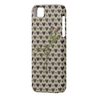 Dainty Hearts & Roses Case-Mate iPhone 5 Case For The iPhone 5