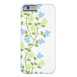 Dainty Modern Florals iPhone 6 case Barely There iPhone 6 Case