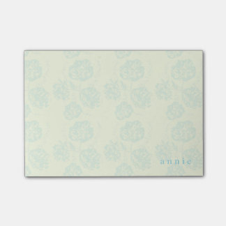 Dainty Vintage Floral, Post-it Notes