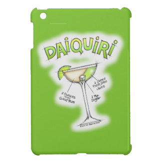DAIQUIRI RECIPE COCKTAIL ART CASE FOR THE iPad MINI