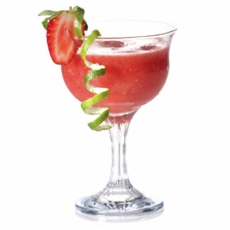 Daiquiri Strawberry Photo Sculptures