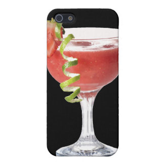 Daiquiri Strawberry Speck Case Cover For iPhone 5/5S