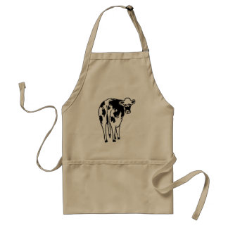 Dairy cattle standard apron