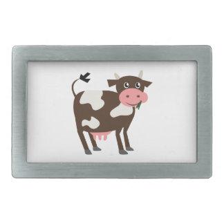 Dairy Cow Belt Buckles