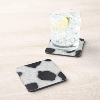 Dairy Cow Print Coaster