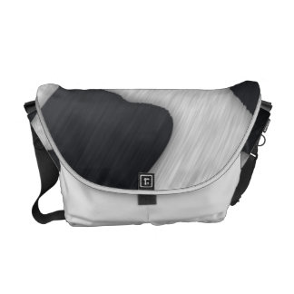 Dairy Cow Print Commuter Bag