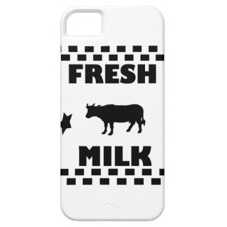 Dairy fresh cow milk iPhone 5 covers
