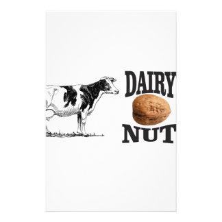 dairy nut stationery