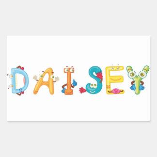 Daisey Sticker