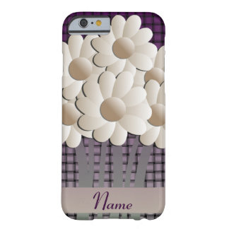 Daisies and Basket iPhone 6 Case