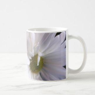 Daisies Basic White Mug