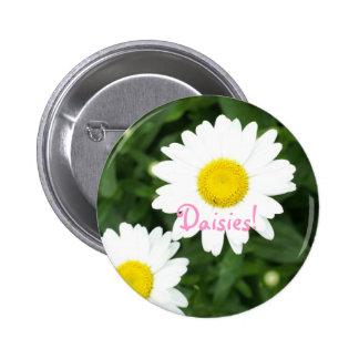Daisies! button