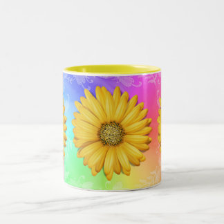 Daisies - Coffee Cup