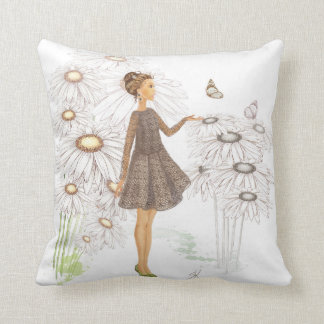 Daisies Cushion