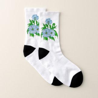 Daisies flowers socks