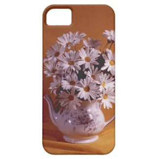 Daisies In Teapot iPhone5 Case Barely There iPhone 5 Case