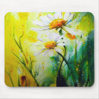 Daisies in the Summer Mousepad