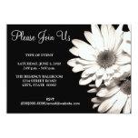 Daisies Invitations 13 Cm X 18 Cm Invitation Card
