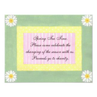 Daisies on Sage Card