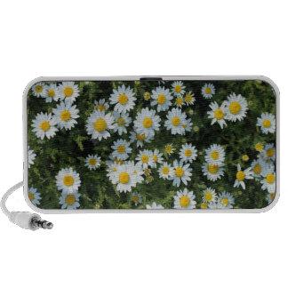 Daisies Laptop Speaker