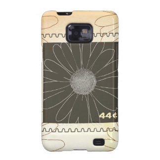 Daisies Stamp Galaxy S2 Cover